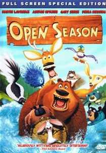 ნადირობის სეზონი  / Open Season (ქართულად)