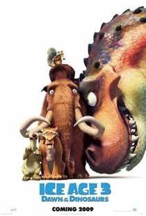 დიდი გამყინვარება 3 დინოზავრების ერა / Ice Age 3 Dawn of the Dinosaurs (ქართულად)