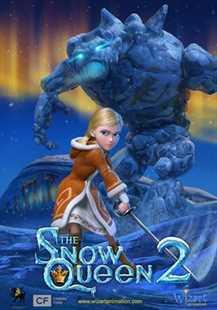 ყინულის დედოფალი 2 (ქართულად) 2 The Snow Queen 2 /yinulis dedofali 2 (qartulad)