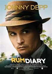 რომის დღიური / The Rum Diary (ქართულად)