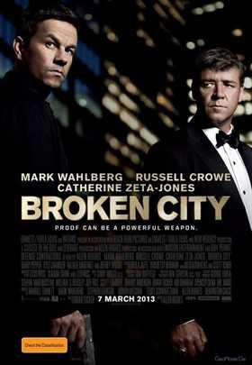 დანგრეული ქალაქი / Broken City