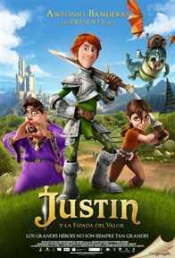 ჯასტინი და მამაცი რაინდები / Justin and the Knights of Valour  (ქართულა)
