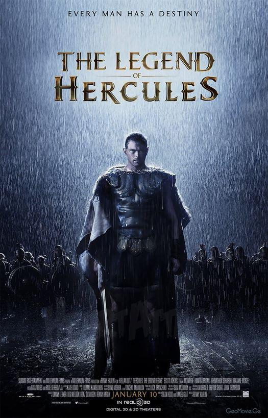 ლეგენდა ჰერკულესზე / The Legend of Hercules  (ქართულად)