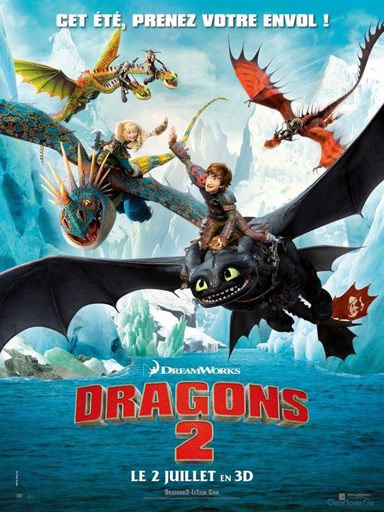 როგორ მოვარჯულოთ დრაკონი 2 / How to Train Your Dragon 2 (ქართულად)