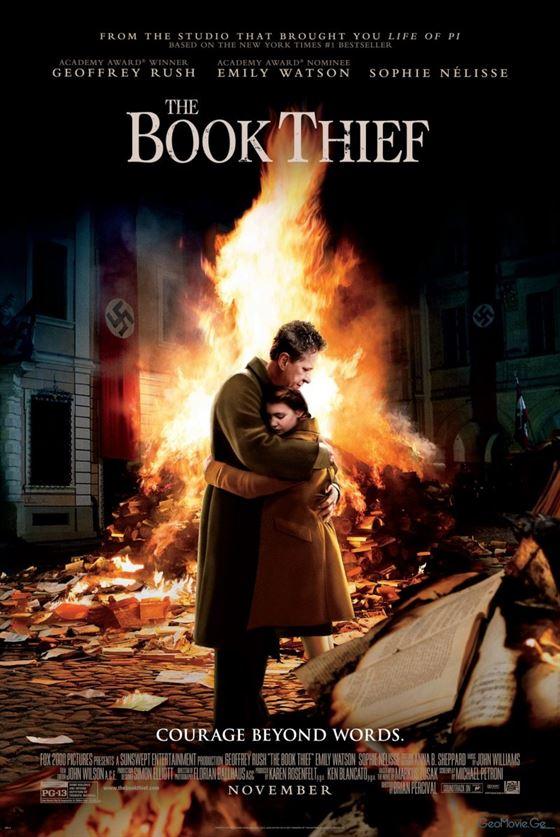 წიგნის ქურდი / The Book Thief