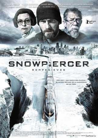 თოვლისმჭრელი / Snowpiercer