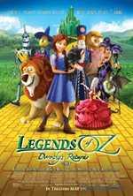 ოზი ზურმუხტის ქალაქში დაბრუნება / Legends of Oz: Dorothy's Return  (ქართულად)