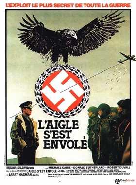 არწივი დაეშვა / The Eagle Has Landed (ქართულად)
