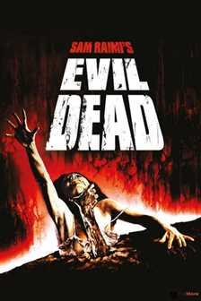 გაბოროტებული მკვდრები / The Evil Dead (ქართულად)