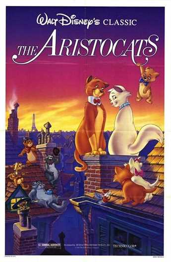 არისტოკრატი კატები / THE ARISTOCATS (ქართულად)