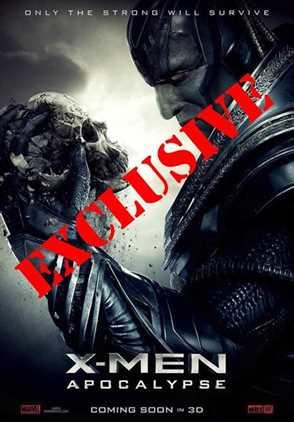 იქს-ადამიანები: აპოკალიფსი  / X-Men: Apocalypse (ქართულად)
