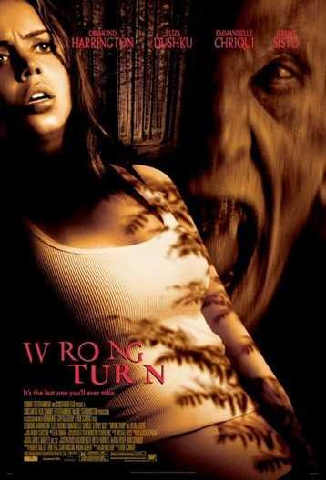 მცდარი მოსახვევი / Wrong Turn (ქართულად)