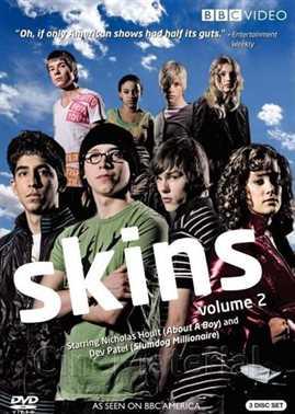 მოზარდები სეზონი 2 / Skins Season 2 (ქართულად)