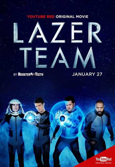 ლაზერის გუნდი / Lazer Team (ქართულად)