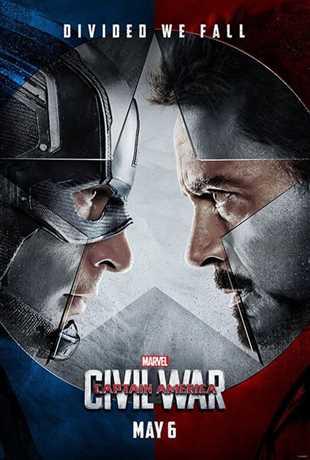 კაპიტანი ამერიკა: სამოქალაქო ომი / Captain America: Civil War (ქართულად)