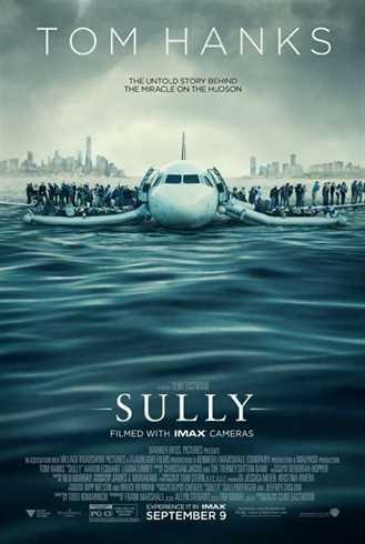 კაპიტანი სალლი / Sully (ქართულად)