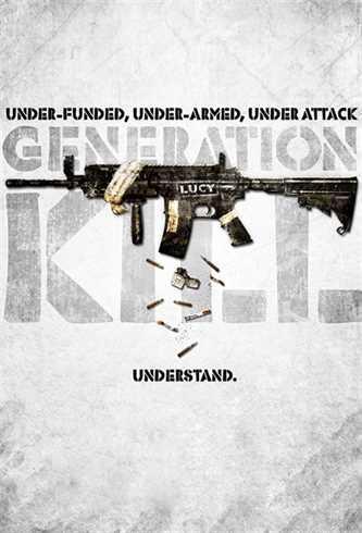 სიკვდილის თაობა  1 სეზონი / GENERATION KILL (ქართულად)