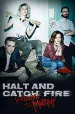შეჩერდი და აალდი სეზონი 2 / Halt and Catch Fire Season 2 (ქართულად)