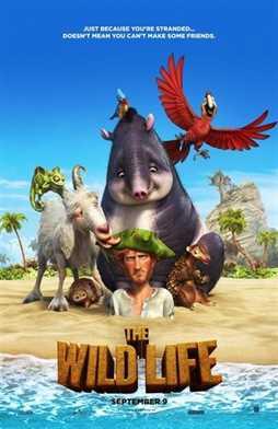 რობინზონ კრუზო (ველური ცხოვრება) Robinson Crusoe (The Wild Life) (ქართულად)