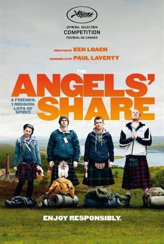 ანგელოზთა ხვედრი / The Angels' Share (ქართულად)