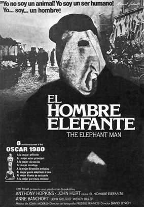 ადამიანი-სპილო / THE ELEPHANT MAN  (ქართულად)