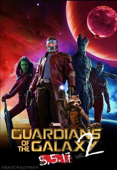 გალაქტიკის მცველები 2 / Guardians of the Galaxy  ( ქართულად)
