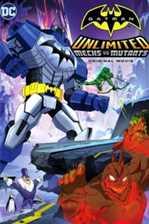 ბეტმენი: მექანიკა მუტანტების წინააღმდეგ / Batman Unlimited: Mechs vs. Mutants (ქართულად)