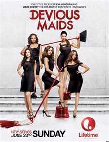 ცბიერი მოახლეები 3 სეზონი / DEVIOUS MAIDS season 3 (ქართულად)