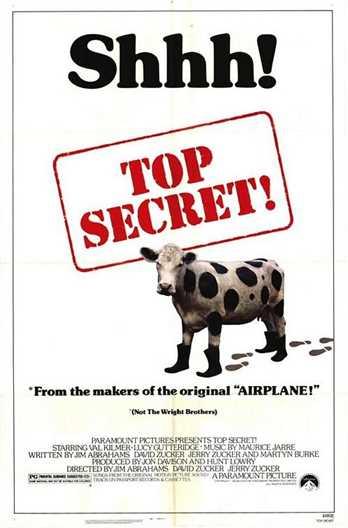 სრულიად საიდუმლოდ! / TOP SECRET!  (ქართულად)
