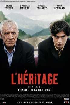 მემკვიდრეობა / L'HÉRITAGE  (ქართულად)