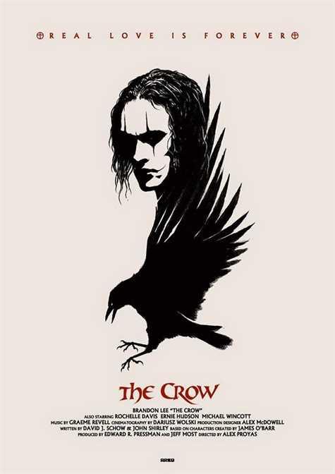 ყვავი / THE CROW  (ქართულად)