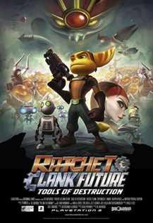 რაჩეტი და კლანკი / Ratchet & Clank (ქართულად)