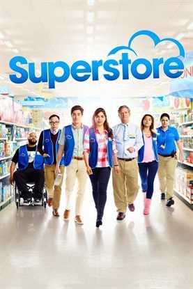 სუპერსტორი სეზონი 1  / Superstore season 1 (ქართულად)