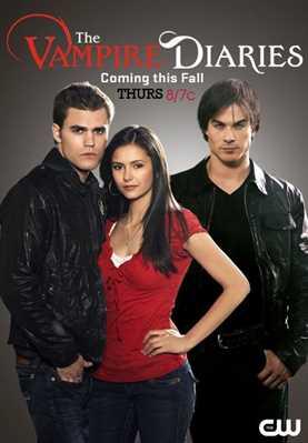 ვამპირის დღიურები   სეზონი 1 / The Vampire Diaries Season 1 (ქართულად)