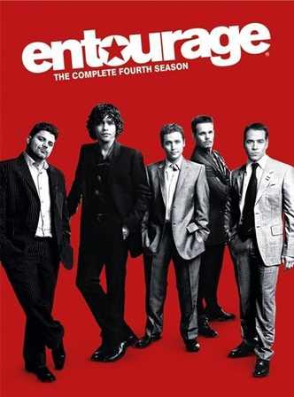 ანტურაჟი სეზონი 4 / Entourage season 4 (ქართულად)