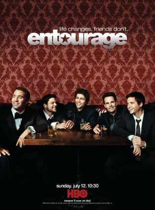 ანტურაჟი სეზონი 6 / Entourage season 6 (ქართულად)