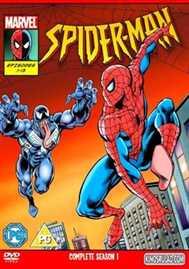 ადამიანი ობობა  სეზონი 1 / Spider Man  Season 1  (ქართულად)