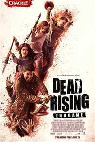 მკვდრების აღზევება: დასასრული / DEAD RISING: ENDGAME  (ქართულად)