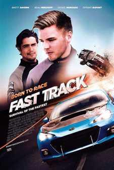 ნამდვილი მრბოლელი 2 / Born to Race: Fast Track (ქართულად)