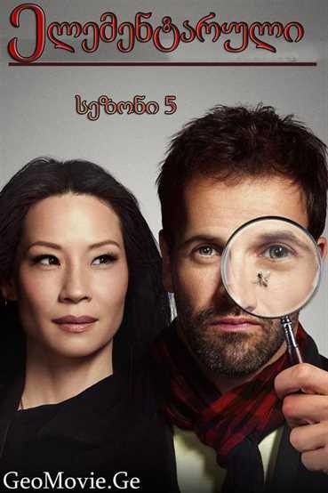 ელემენტარული  სეზონი 5 / Elementary  Season 5 (ქართულად)