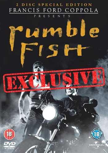 მებრძოლი თევზი / RUMBLE FISH  (ქართულად)