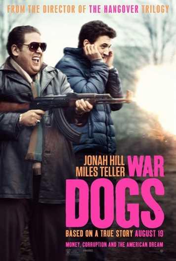 ძაღლების ომი / War Dogs (ქართულად)