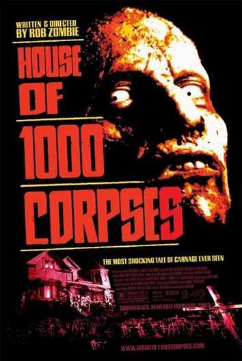 1000 გვამის სახლი / HOUSE OF 1000 CORPSES  (ქართულად)