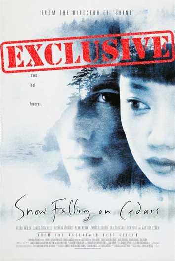 ათოვდა კედლებს / SNOW FALLING ON CEDARS  (ქართულად)
