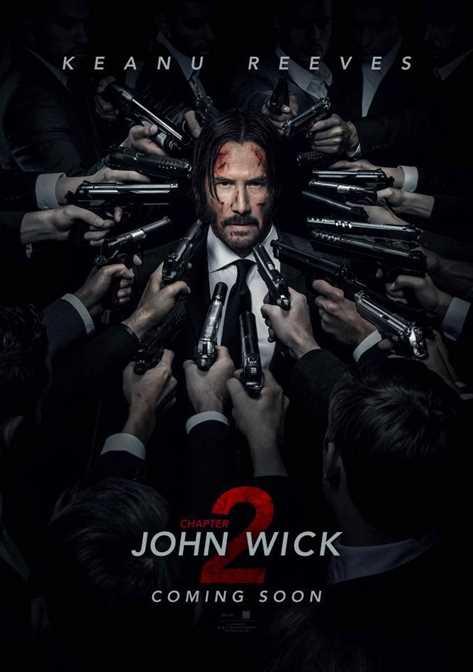 ჯონ უიკი 2 / John Wick : Chapter Two (ქართულად)