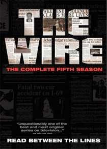 მოსმენა სეზონი 5 /  THE WIRE season 5   (ქართულად)