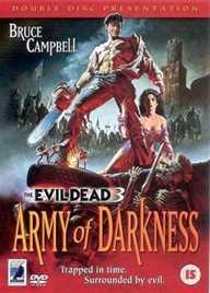გაბოროტებული მკვდრები 3: ბნელეთის არმია / EVIL DEAD 3: ARMY OF DARKNESS   (ქართულად)