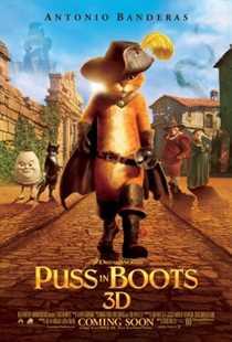 ჩექმებიანი კატა / Puss in Boots (ქართულად)