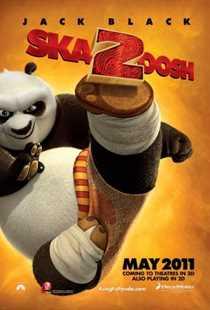 კუნგ–ფუ პანდა 2 / Kung Fu Panda 2 (ქართულად)