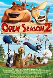ნადირობის სეზონი 2 / Open Season 2 (ქართულად)